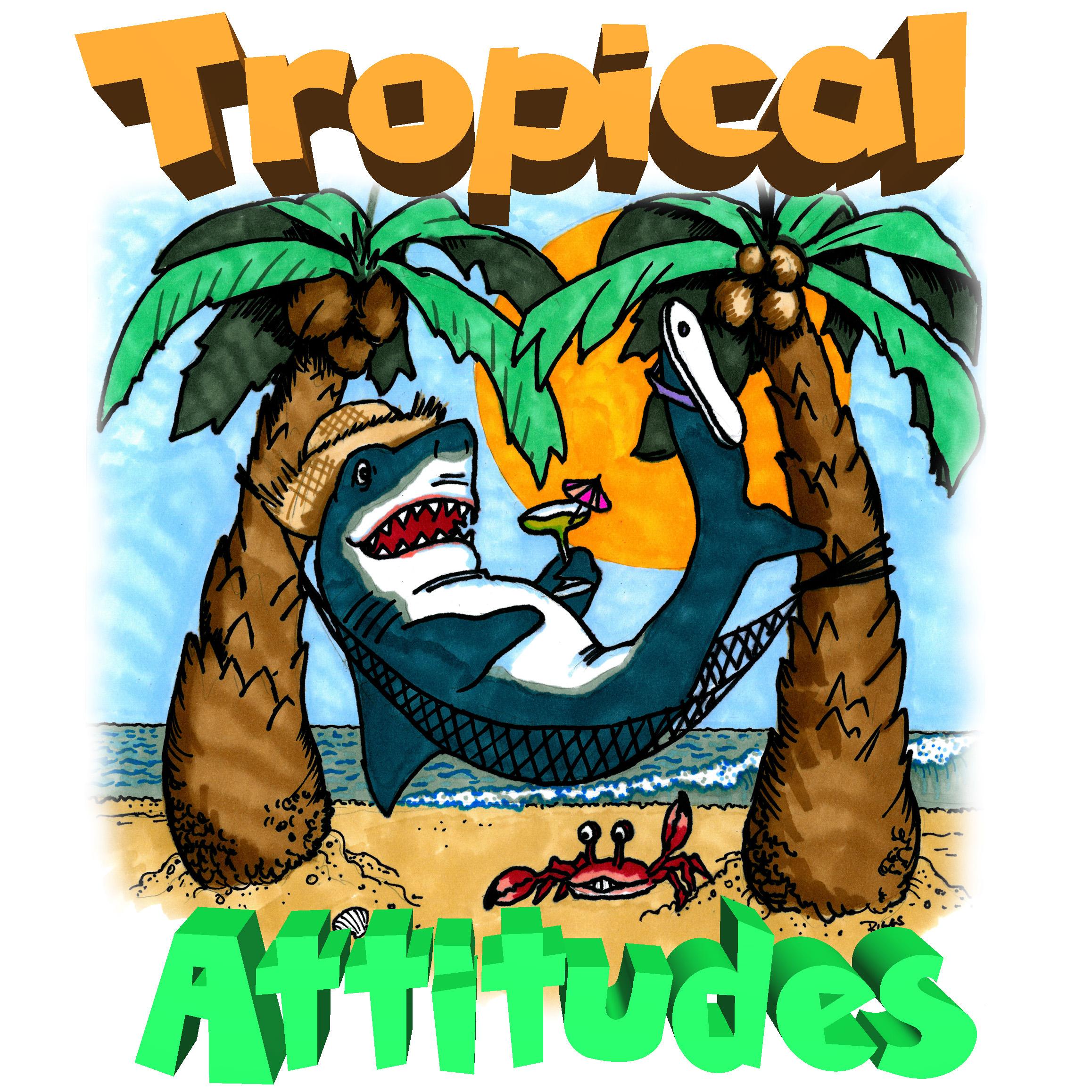 Tropical Attitudes Logo - smaller